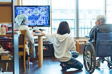 特別養護老人ホームあらしやま(介護老人福祉施設)