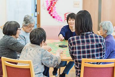 健光園デイサービスセンター(通所介護)