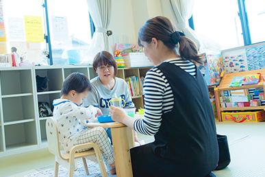 京都市子育て支援活動いきいきセンター(つどいの広場)・嵯峨ひかり広場
