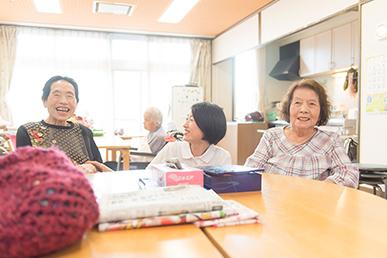 特別養護老人ホームももやま(介護老人福祉施設)