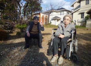 小規模多機能ホーム藤城の家  初詣