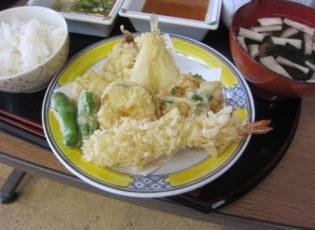 揚げたての天ぷら!!
