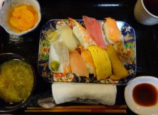 皆さんお寿司大好きです。
